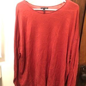 Eileen Fisher long sleeve shirt